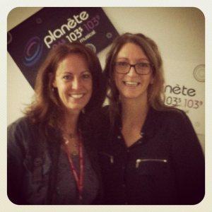 """Suite à l'entrevue avec Isabelle Harvey, animatrice de """"Debout la planète"""" à la station Planète Radio du réseau RCN Média."""
