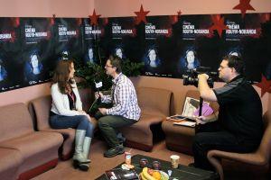 Entrevue pour TVC9